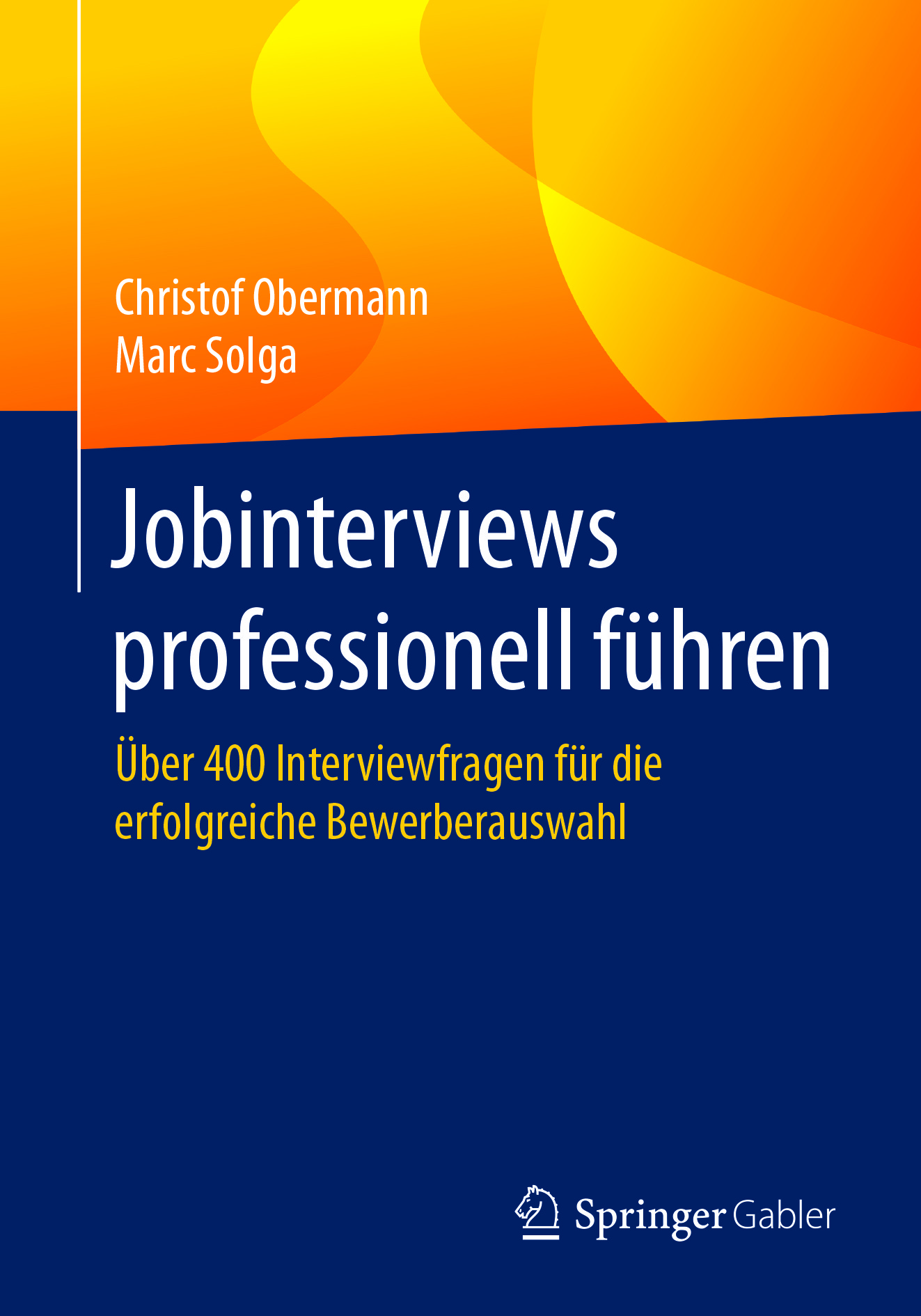 Obermann, Christof - Jobinterviews professionell führen, ebook