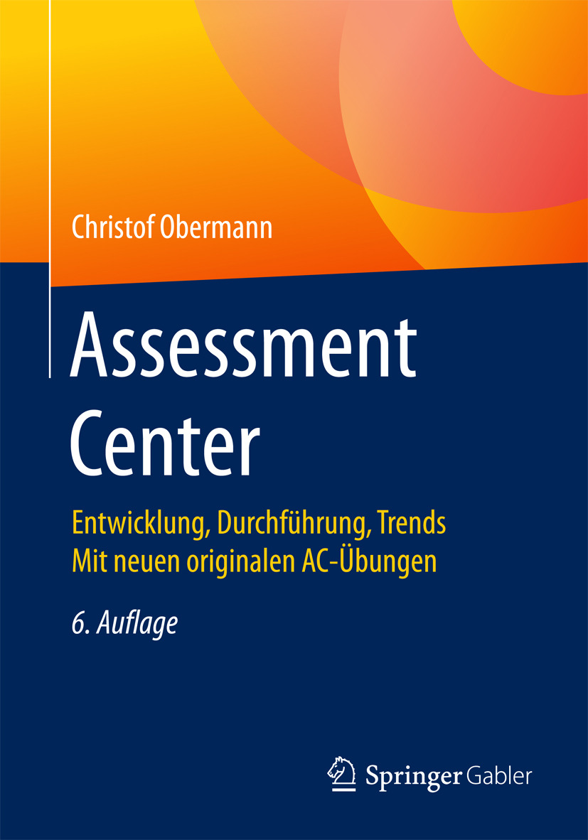 Obermann, Christof - Assessment Center, ebook