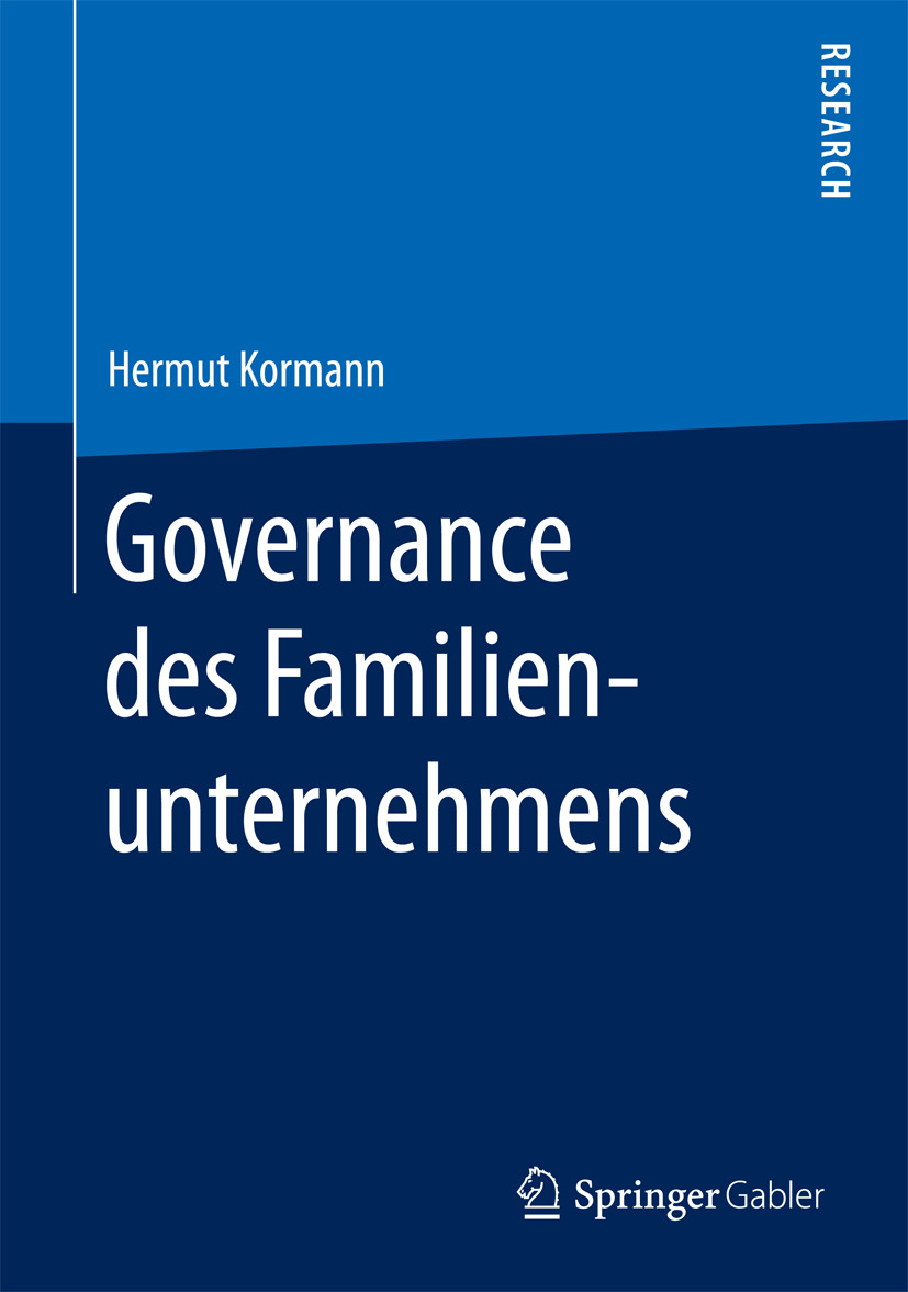 Kormann, Hermut - Governance des Familienunternehmens, ebook