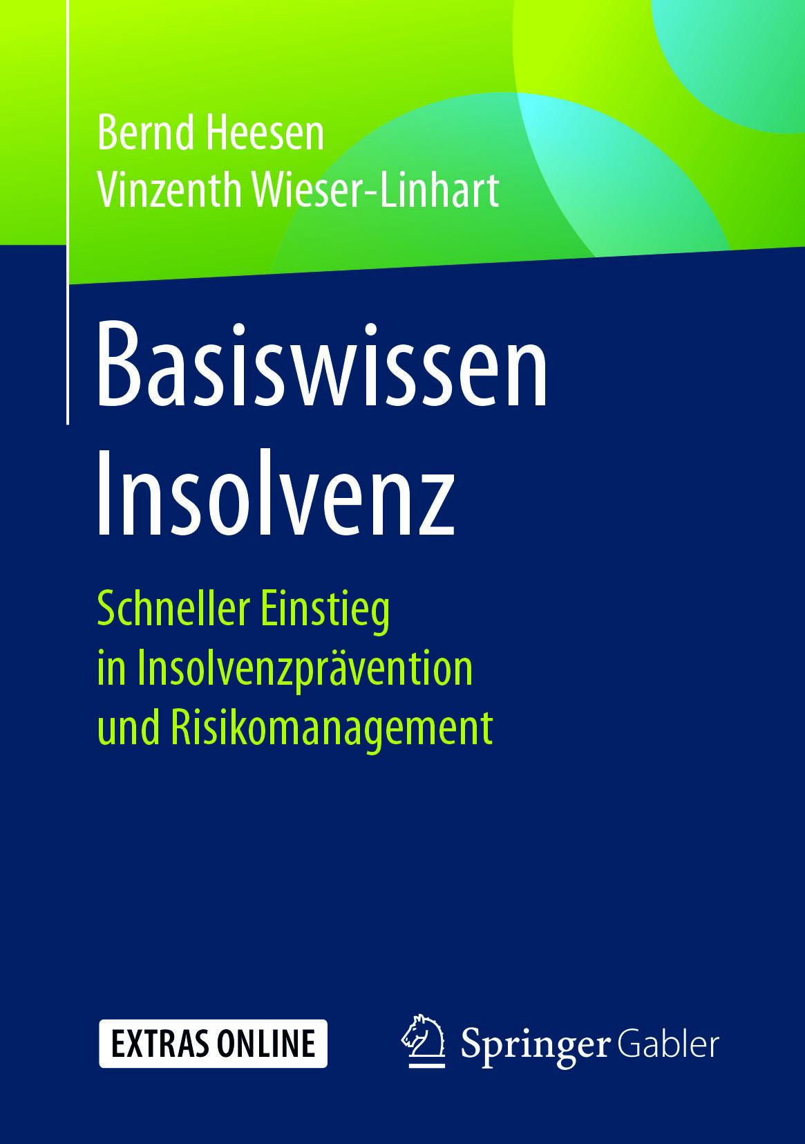 Heesen, Bernd - Basiswissen Insolvenz, e-bok