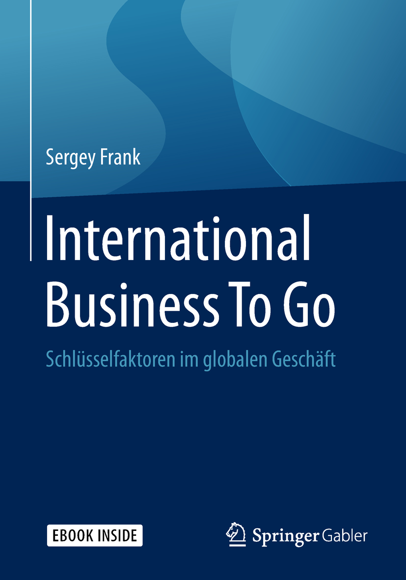 Frank, Sergey - International Business To Go, ebook