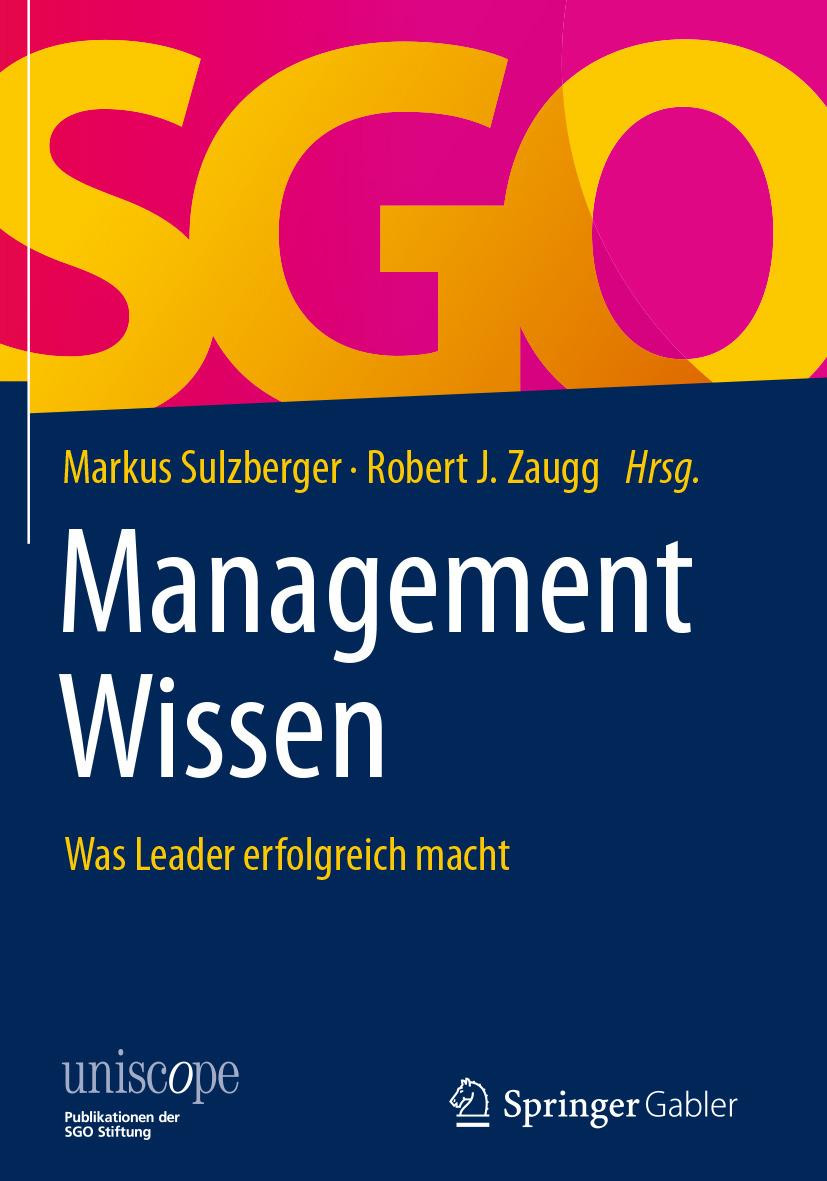 Sulzberger, Markus - ManagementWissen, ebook