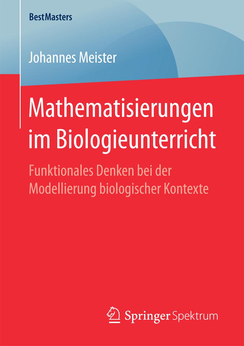 Meister, Johannes - Mathematisierungen im Biologieunterricht, ebook