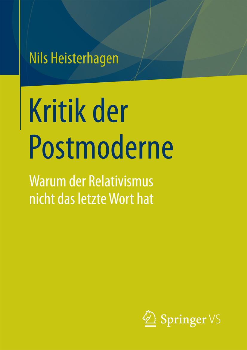 Heisterhagen, Nils - Kritik der Postmoderne, ebook