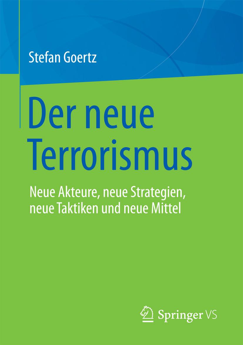 Goertz, Stefan - Der neue Terrorismus, e-bok