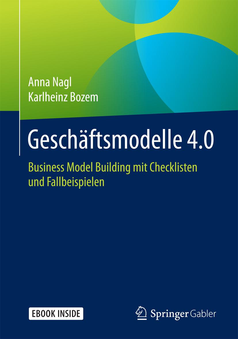 Bozem, Karlheinz - Geschäftsmodelle 4.0, ebook