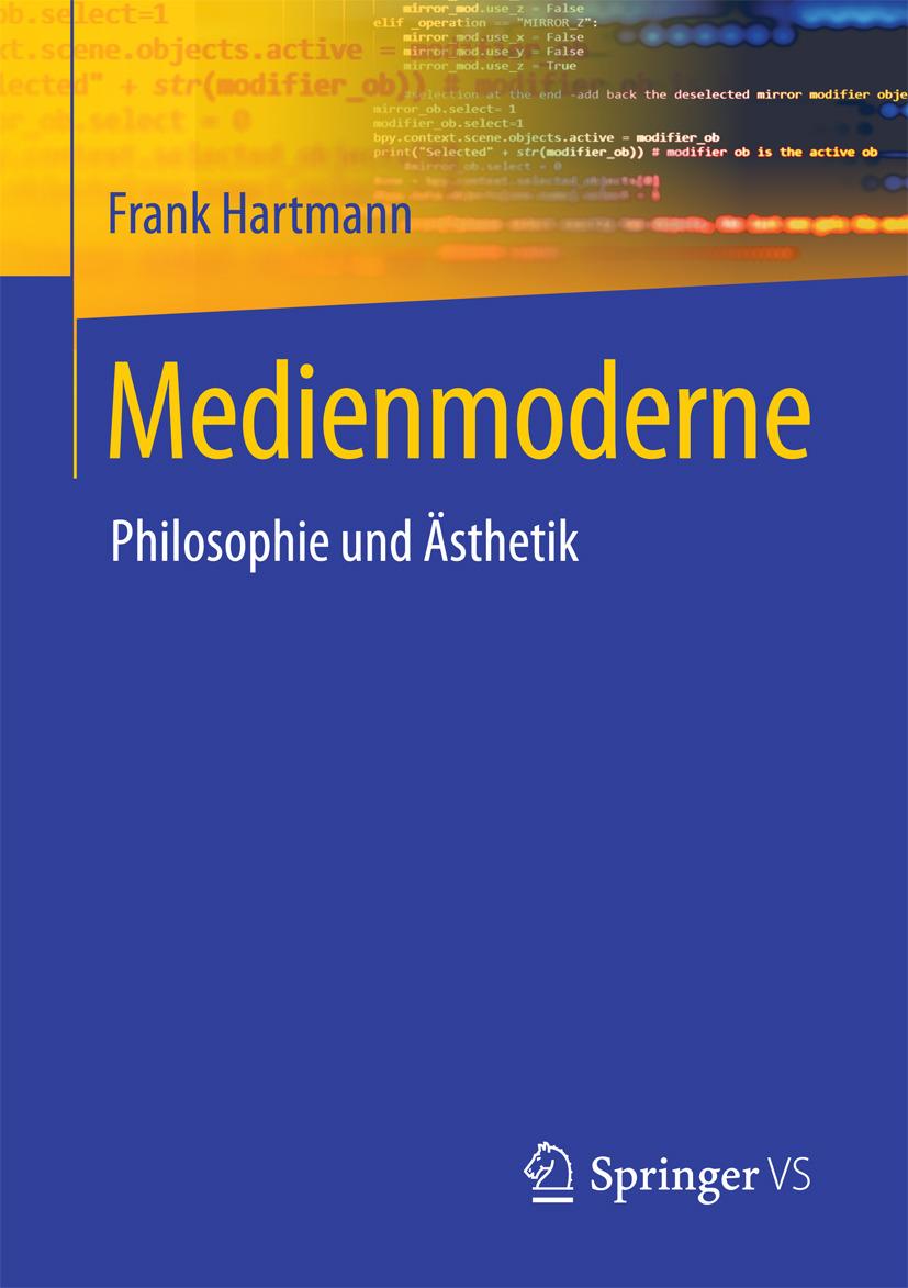 Hartmann, Frank - Medienmoderne, ebook