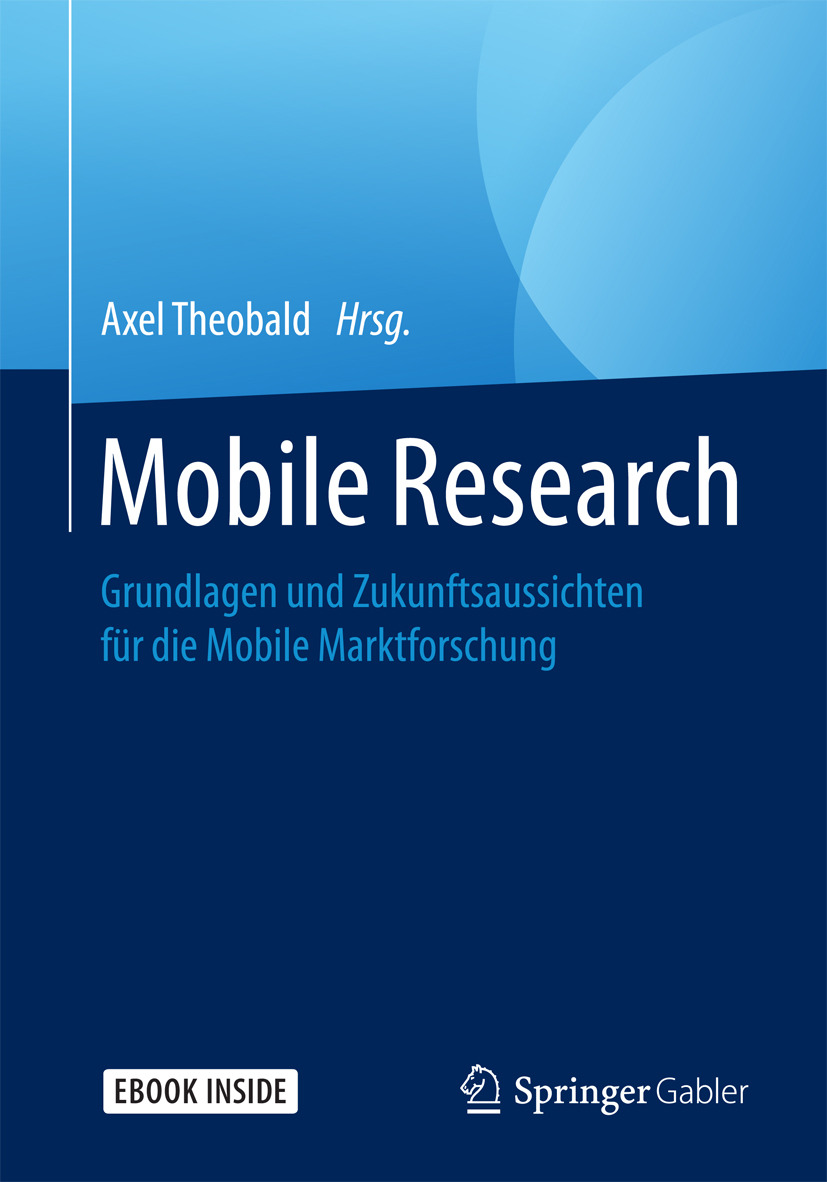 Theobald, Axel - Mobile Research, ebook