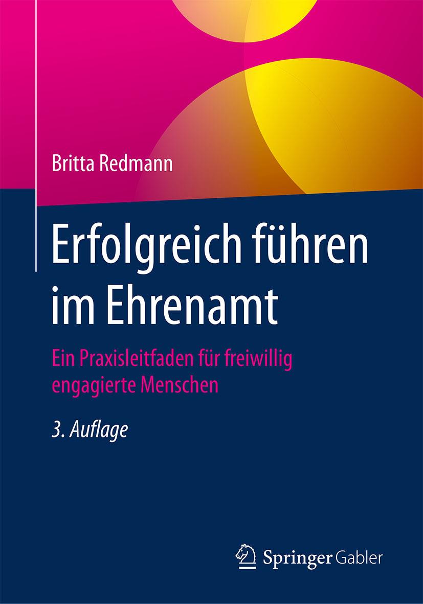 Redmann, Britta - Erfolgreich führen im Ehrenamt, ebook