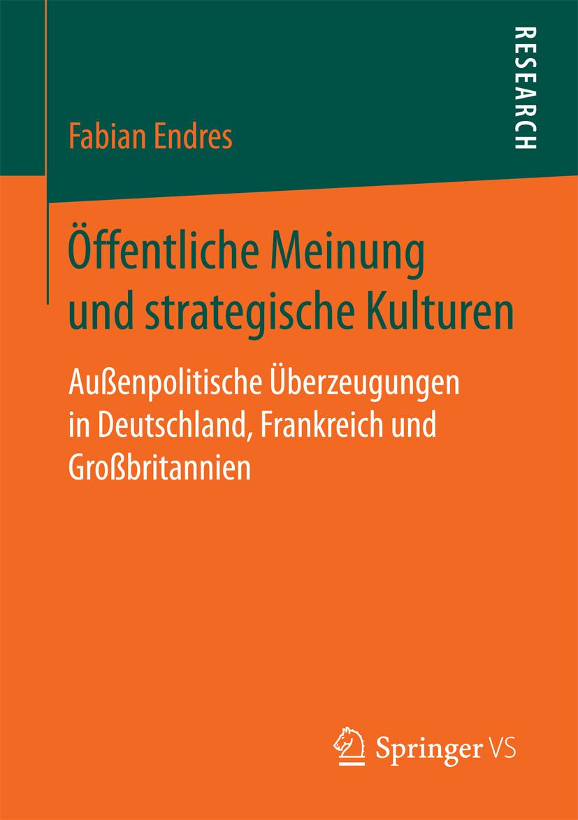 Endres, Fabian - Öffentliche Meinung und strategische Kulturen, ebook