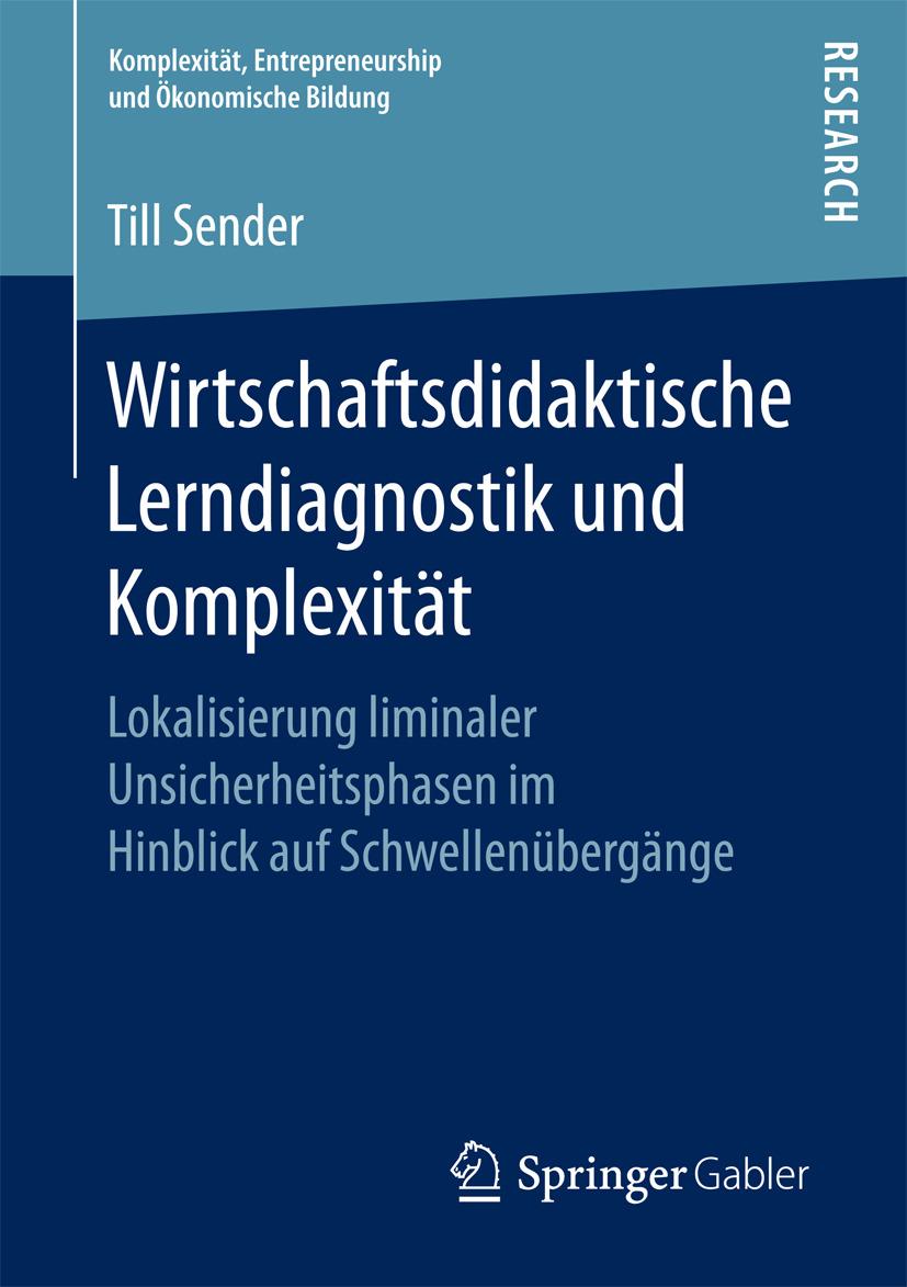 Sender, Till - Wirtschaftsdidaktische Lerndiagnostik und Komplexität, ebook