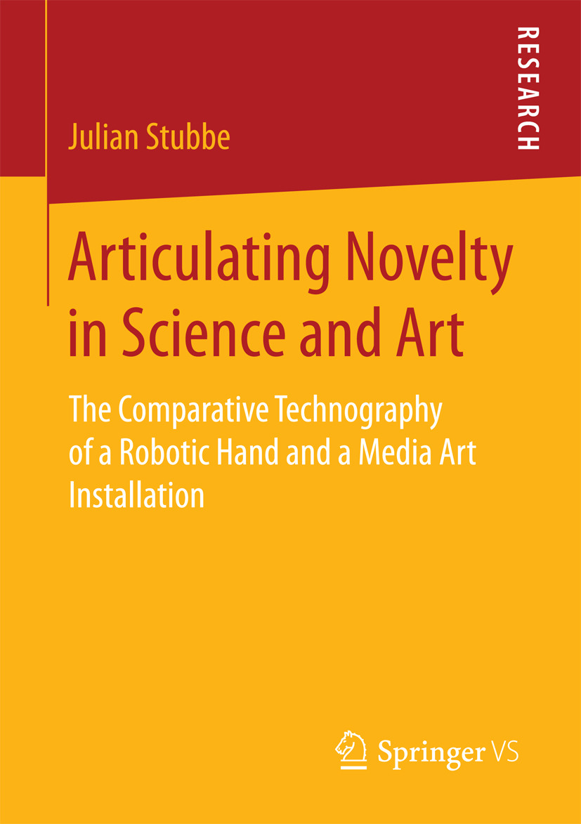 Stubbe, Julian - Articulating Novelty in Science and Art, ebook