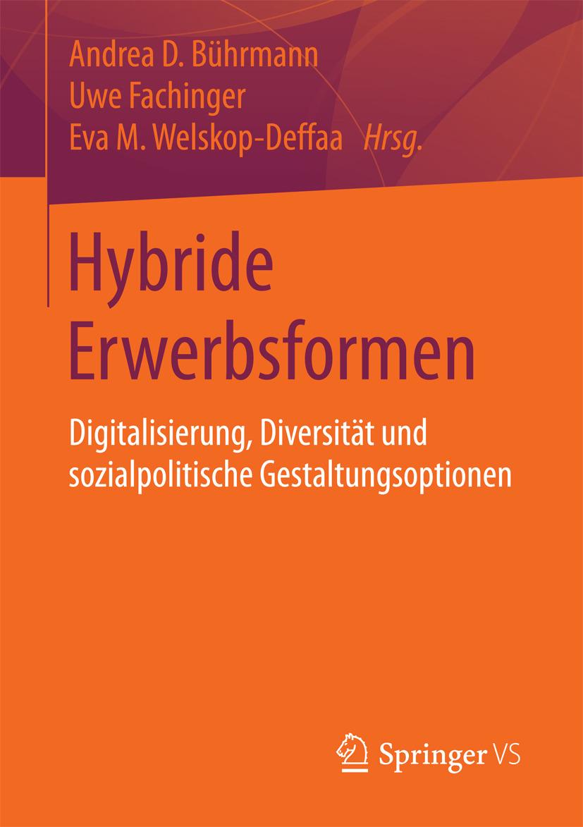 Bührmann, Andrea D. - Hybride Erwerbsformen, ebook