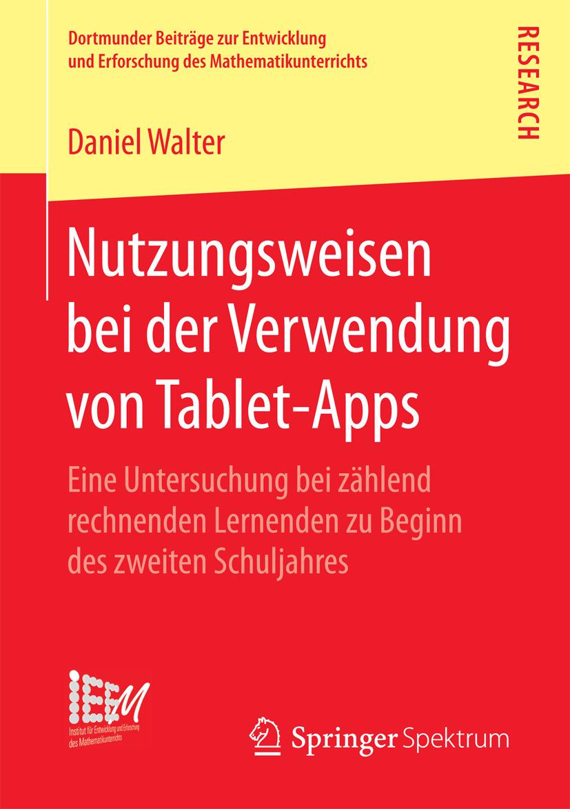 Walter, Daniel - Nutzungsweisen bei der Verwendung von Tablet-Apps, e-bok