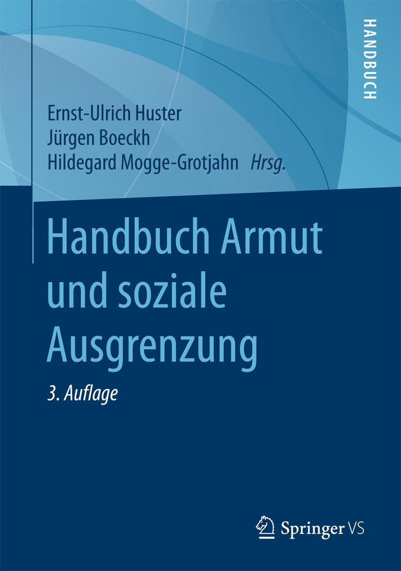 Boeckh, Jürgen - Handbuch Armut und soziale Ausgrenzung, e-bok