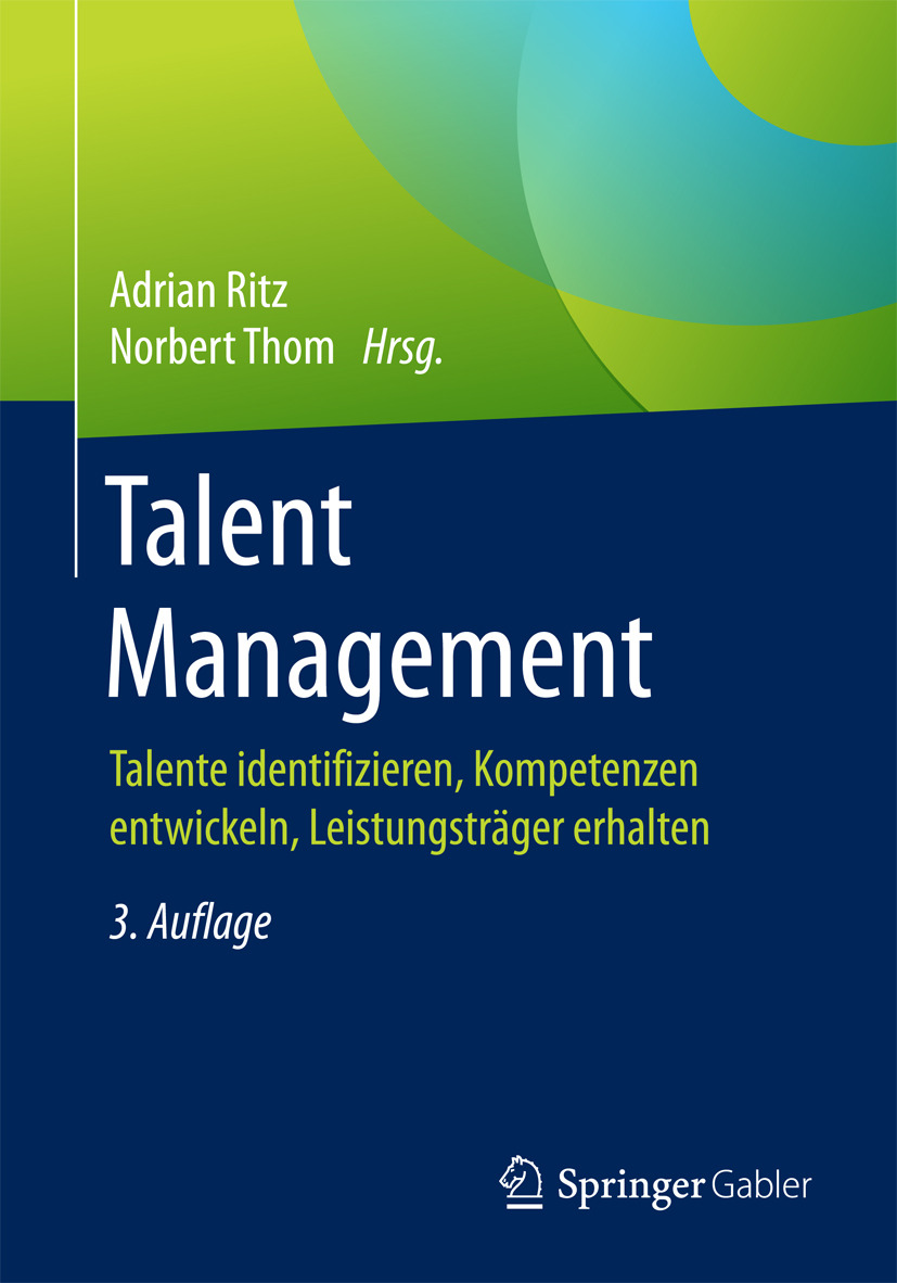 Ritz, Adrian - Talent Management, ebook