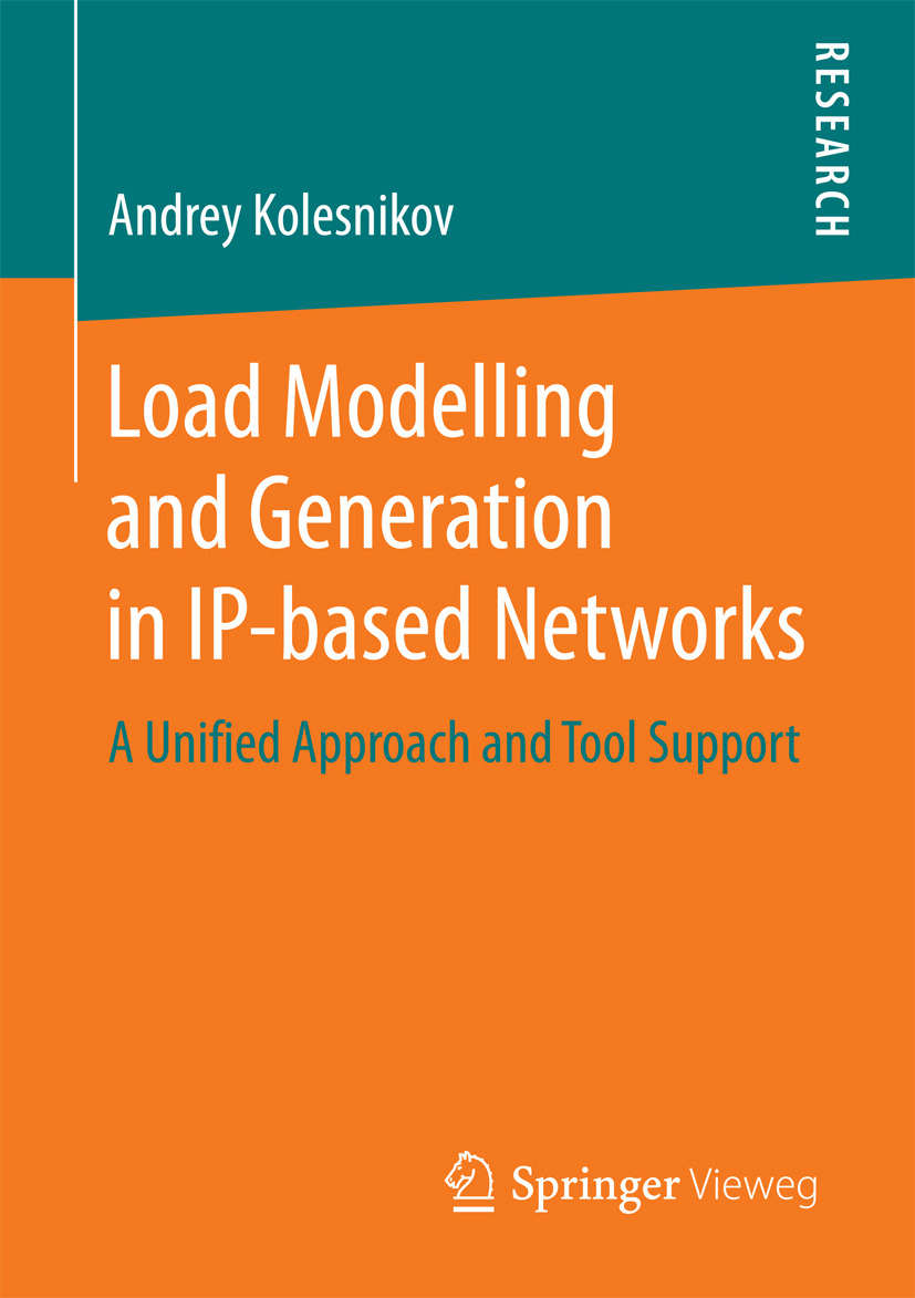 Kolesnikov, Andrey - Load Modelling and Generation in IP-based Networks, ebook