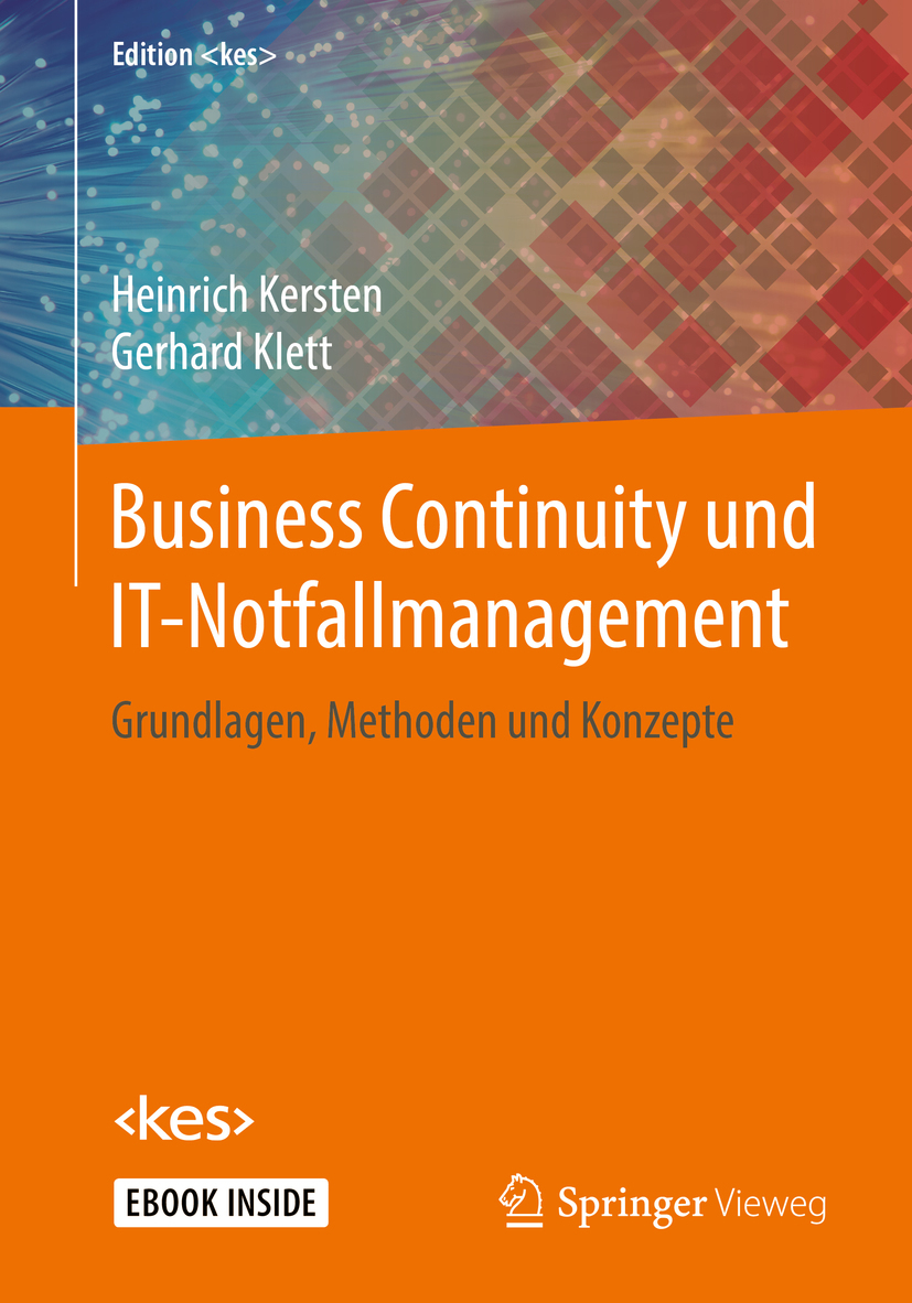 Kersten, Heinrich - Business Continuity und IT-Notfallmanagement, ebook