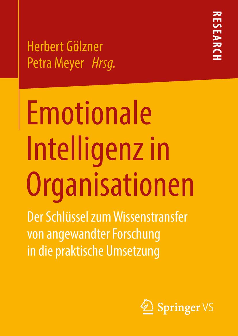 Gölzner, Herbert - Emotionale Intelligenz in Organisationen, ebook