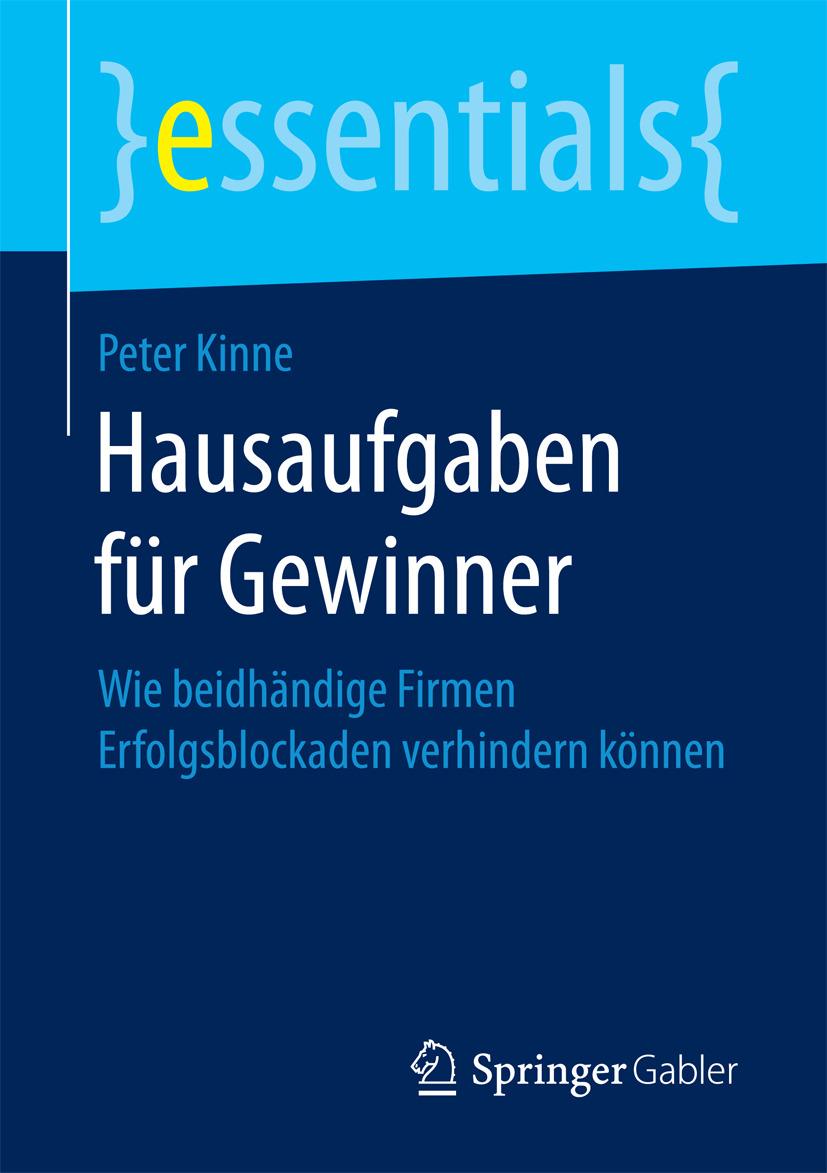 Kinne, Peter - Hausaufgaben für Gewinner, ebook