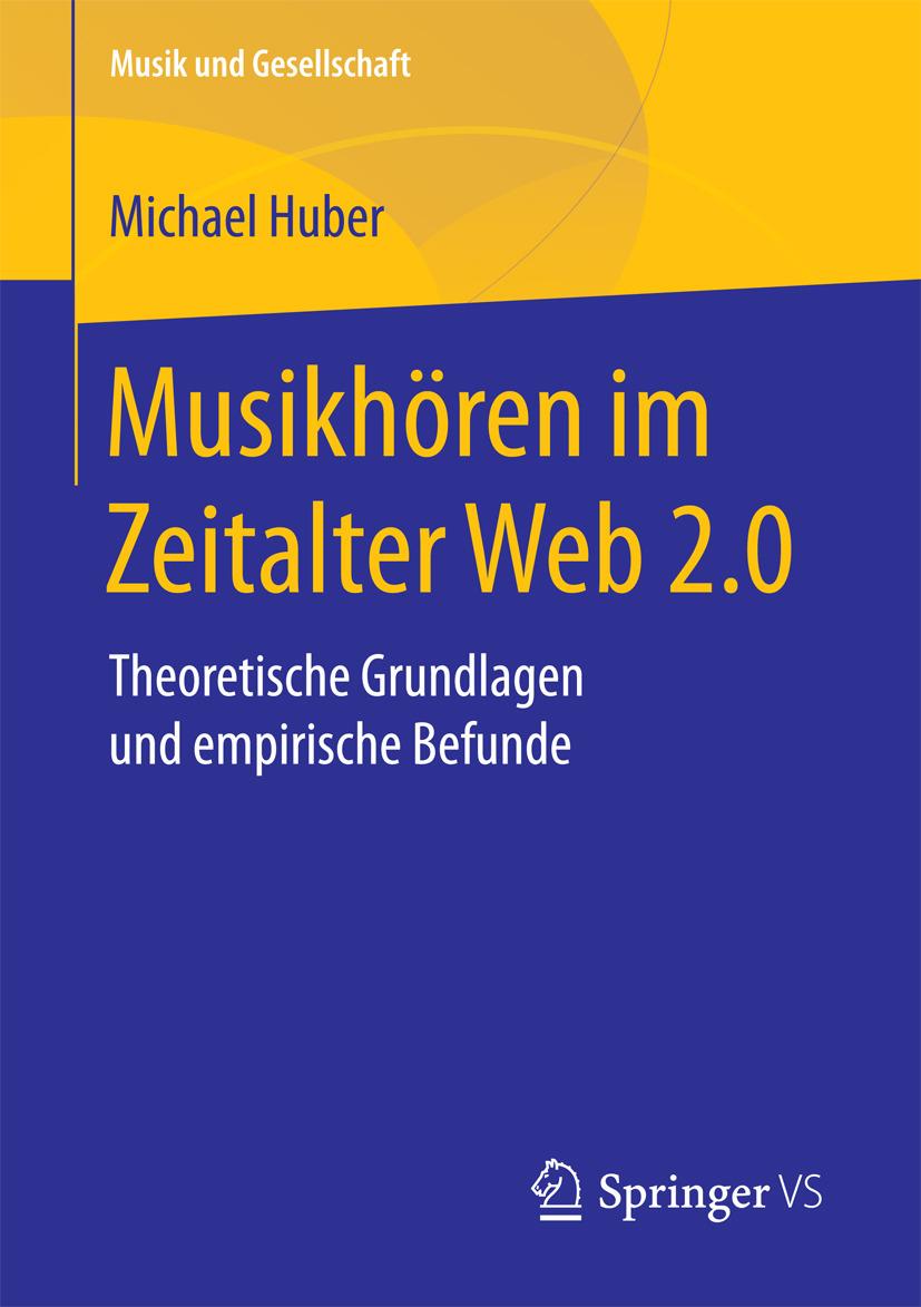 Huber, Michael - Musikhören im Zeitalter Web 2.0, ebook