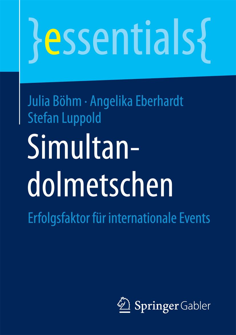 Böhm, Julia - Simultandolmetschen, ebook