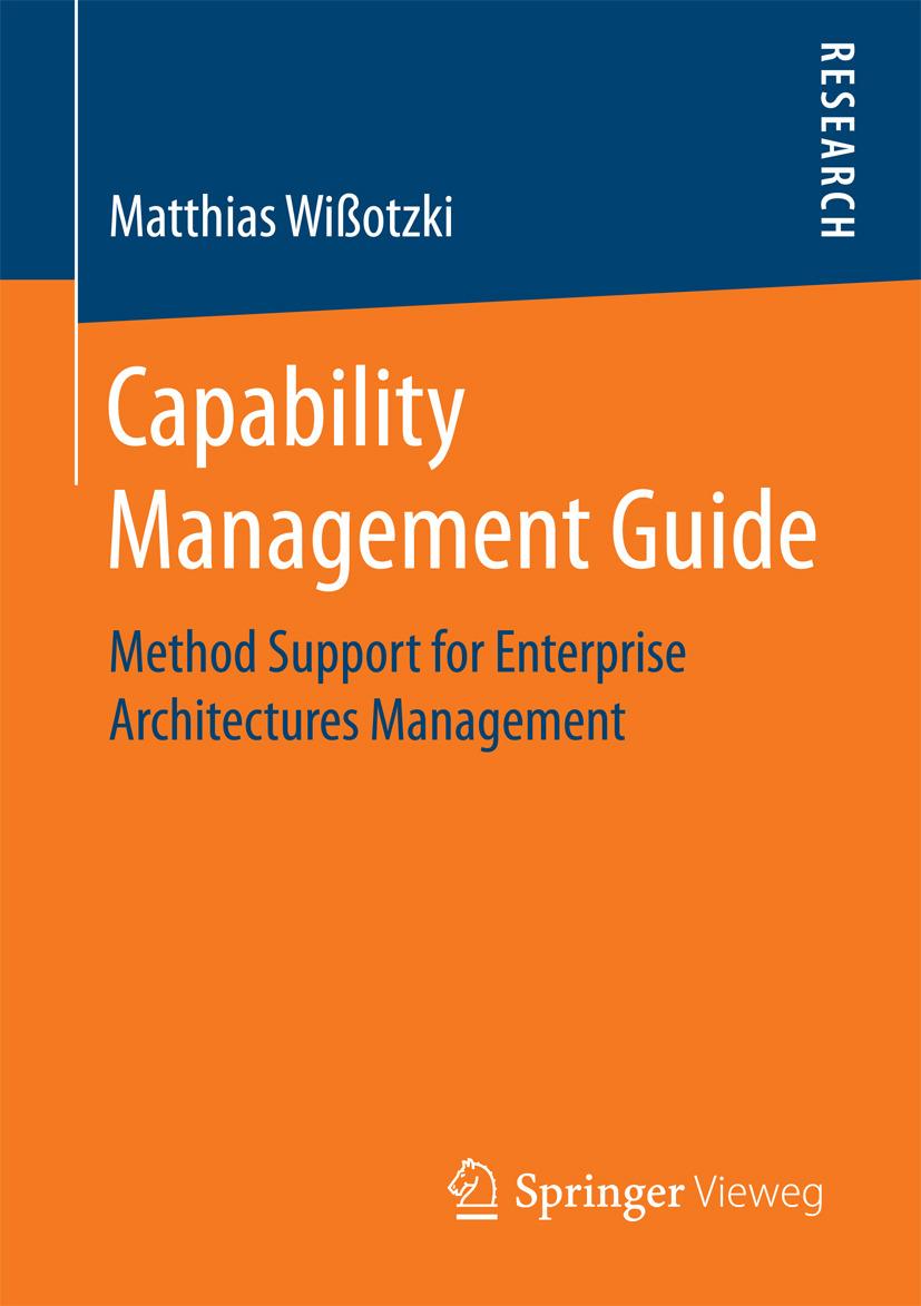 Wißotzki, Matthias - Capability Management Guide, ebook