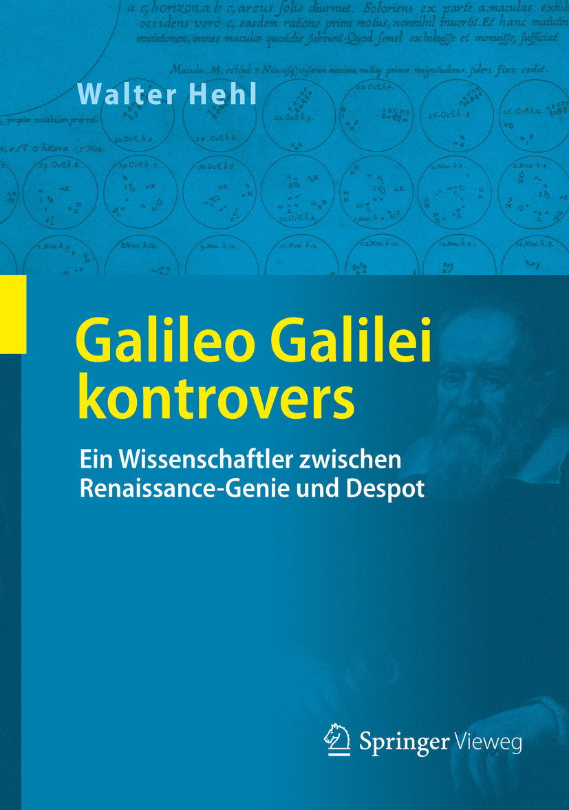 Hehl, Walter - Galileo Galilei kontrovers, ebook
