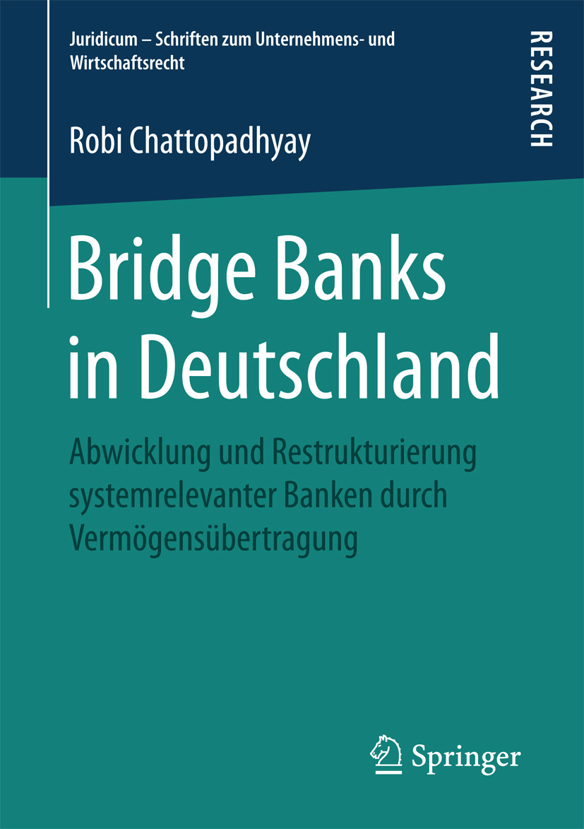 Chattopadhyay, Robi - Bridge Banks in Deutschland, ebook