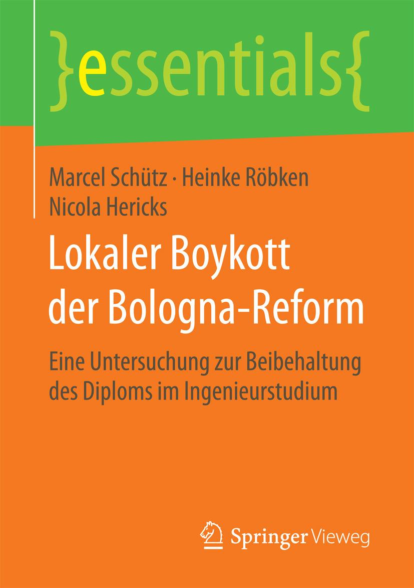 Hericks, Nicola - Lokaler Boykott der Bologna-Reform, ebook