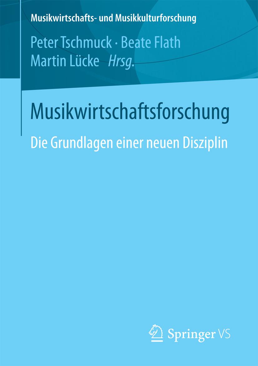 Flath, Beate - Musikwirtschaftsforschung, ebook