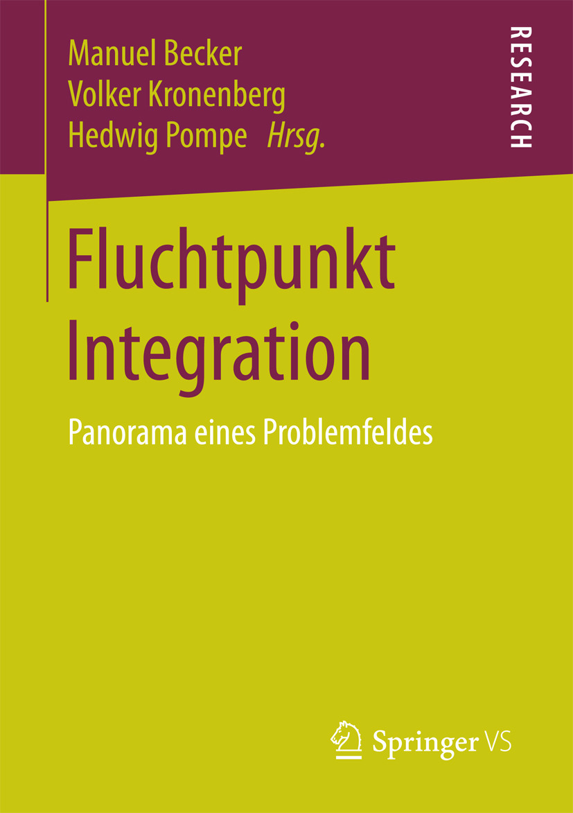 Becker, Manuel - Fluchtpunkt Integration, ebook
