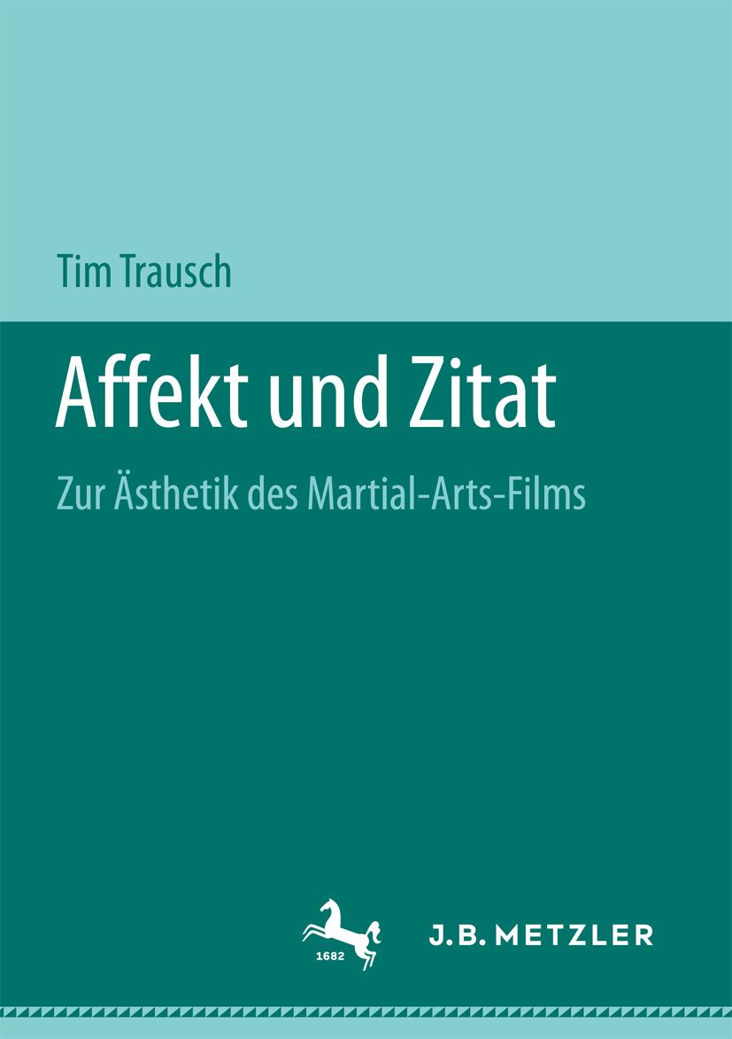 Trausch, Tim - Affekt und Zitat, ebook