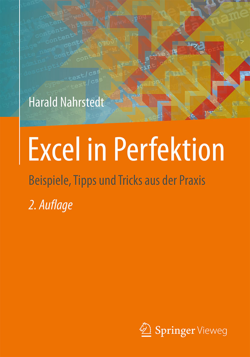 Nahrstedt, Harald - Excel in Perfektion, ebook