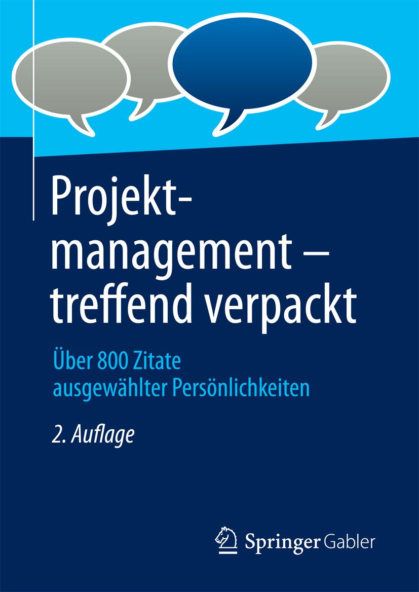 - Projektmanagement - treffend verpackt, ebook