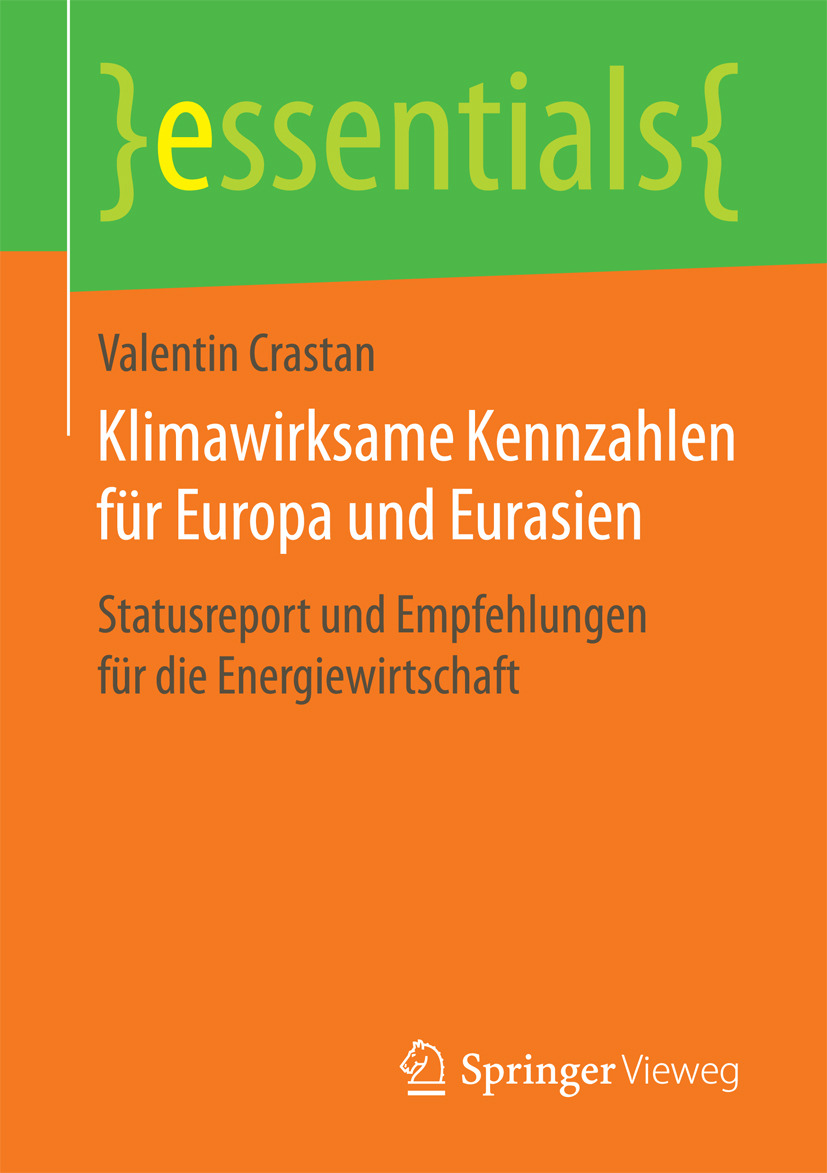 Crastan, Valentin - Klimawirksame Kennzahlen für Europa und Eurasien, ebook