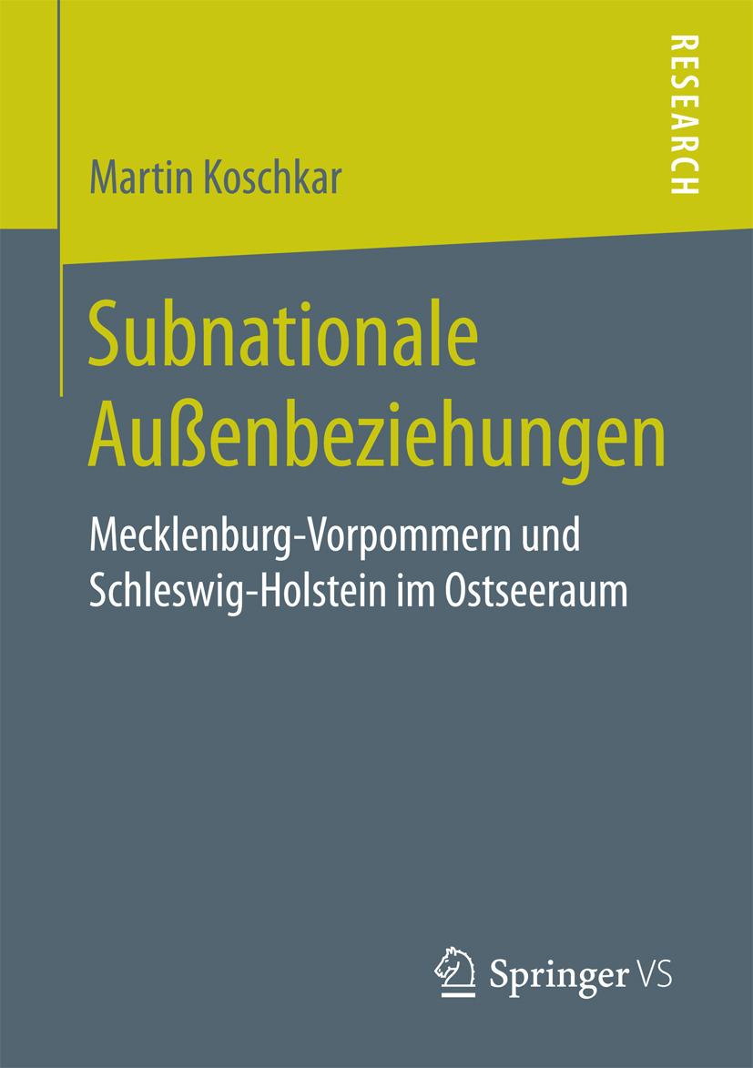 Koschkar, Martin - Subnationale Außenbeziehungen, ebook