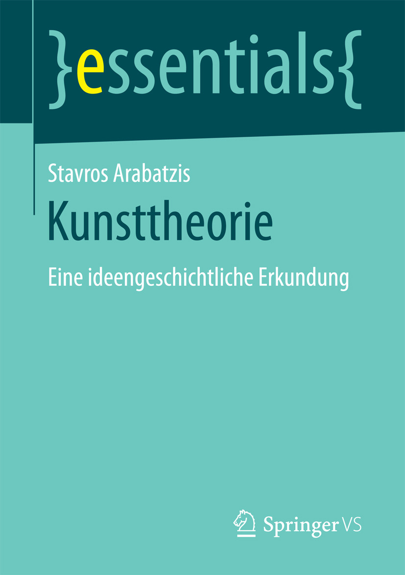 Arabatzis, Stavros - Kunsttheorie, ebook