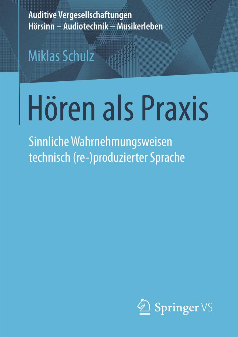 Schulz, Miklas - Hören als Praxis, ebook