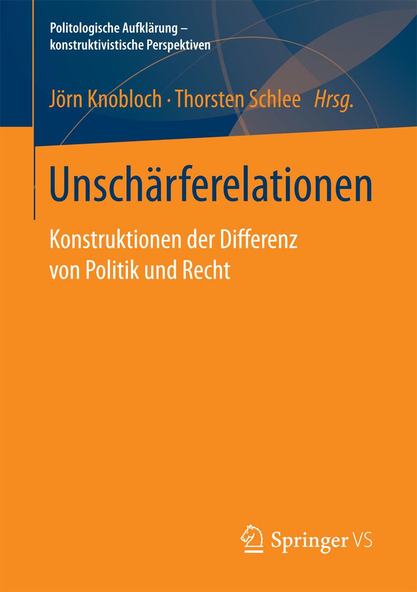 Knobloch, Jörn - Unschärferelationen, ebook