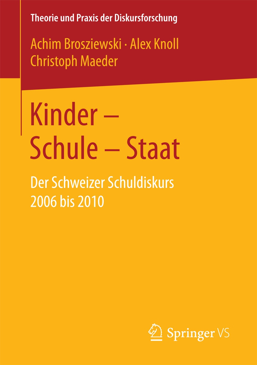 Brosziewski, Achim - Kinder – Schule – Staat, ebook