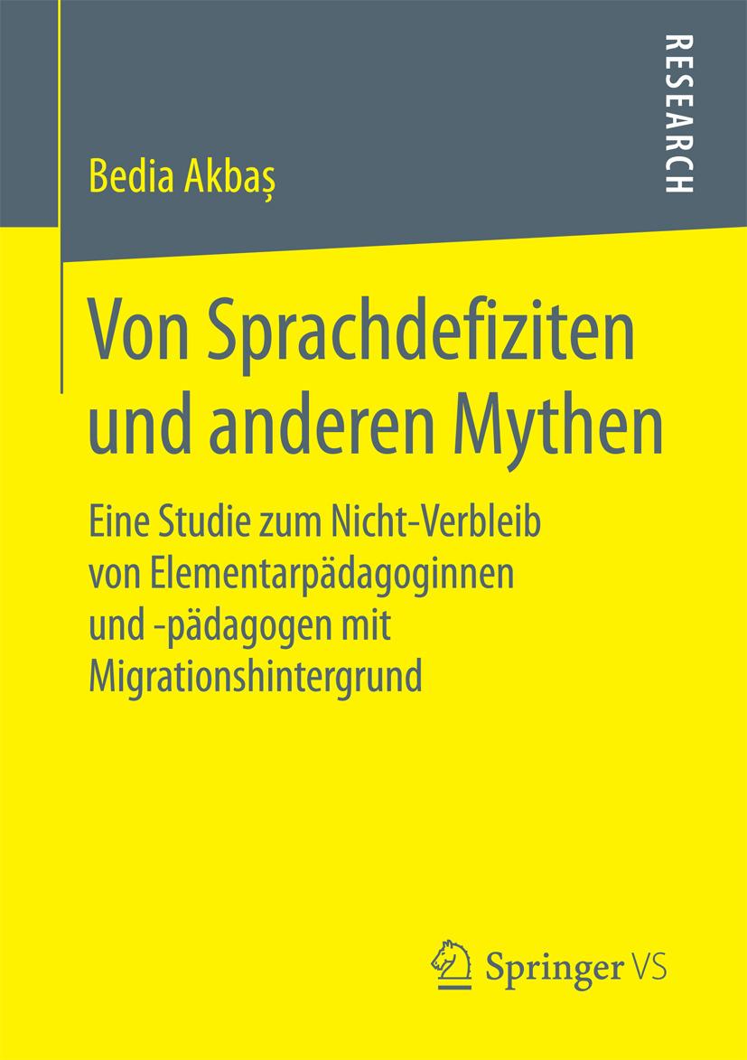 Akbaş, Bedia - Von Sprachdefiziten und anderen Mythen, ebook