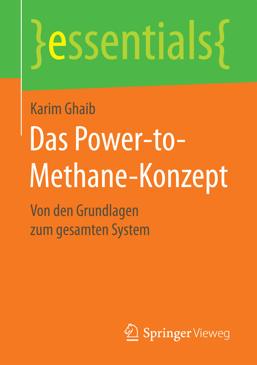 Ghaib, Karim - Das Power-to-Methane-Konzept, ebook