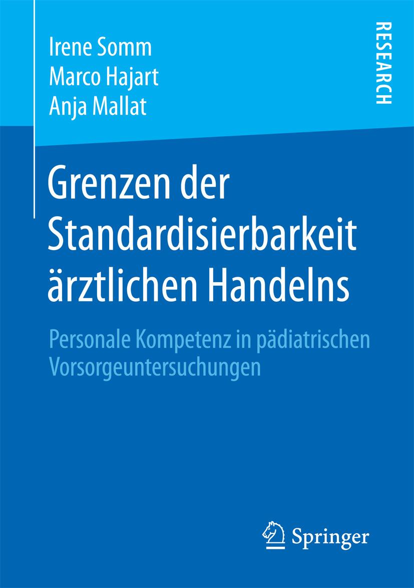 Hajart, Marco - Grenzen der Standardisierbarkeit ärztlichen Handelns, ebook