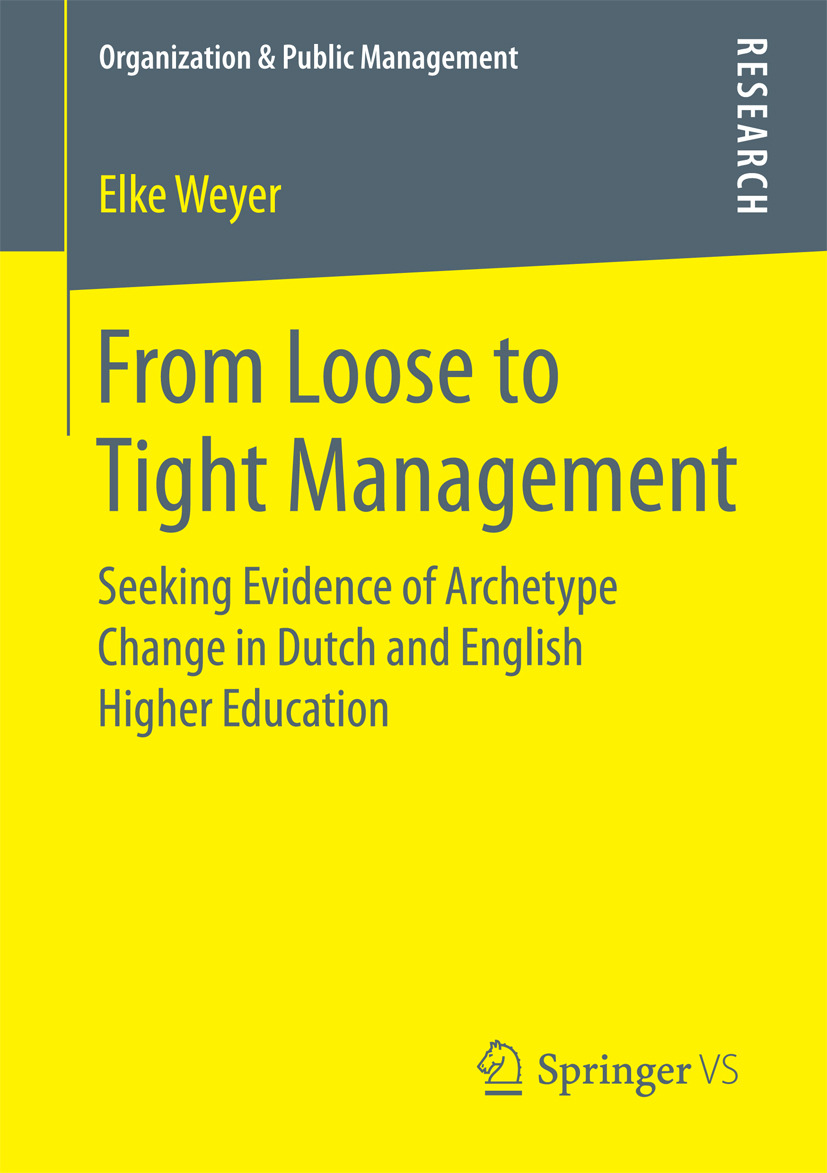 Weyer, Elke - From Loose to Tight Management, ebook