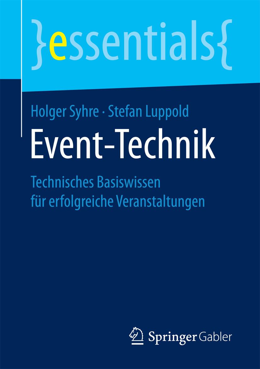 Luppold, Stefan - Event-Technik, ebook