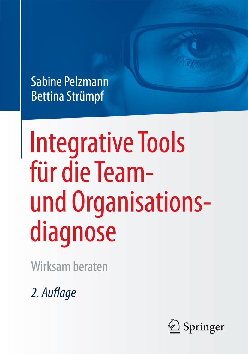 Pelzmann, Sabine - Integrative Tools für die Team- und Organisationsdiagnose, ebook
