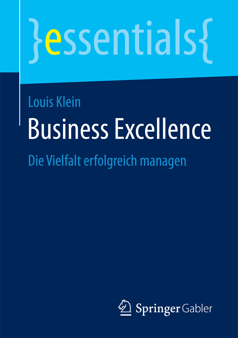 Klein, Louis - Business Excellence, ebook