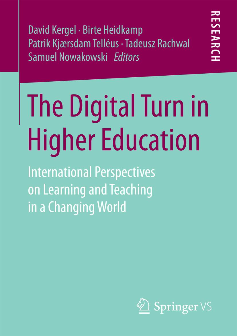 Heidkamp, Birte - The Digital Turn in Higher Education, ebook