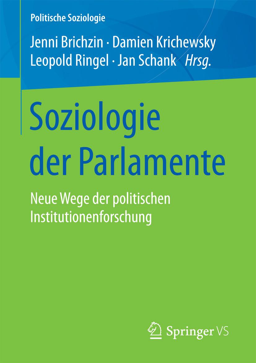 Brichzin, Jenni - Soziologie der Parlamente, ebook